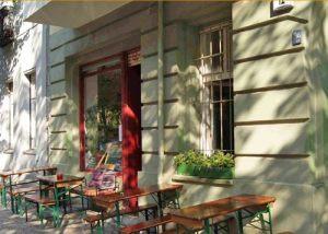 Berlin Café Tschüsch
