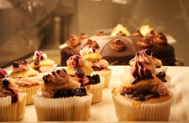 Stuttgart Coox & Candy Cupcakes